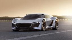 Audi PB18 e-tron, un 'concept car' que avanza nuevo diseño y tecnologías