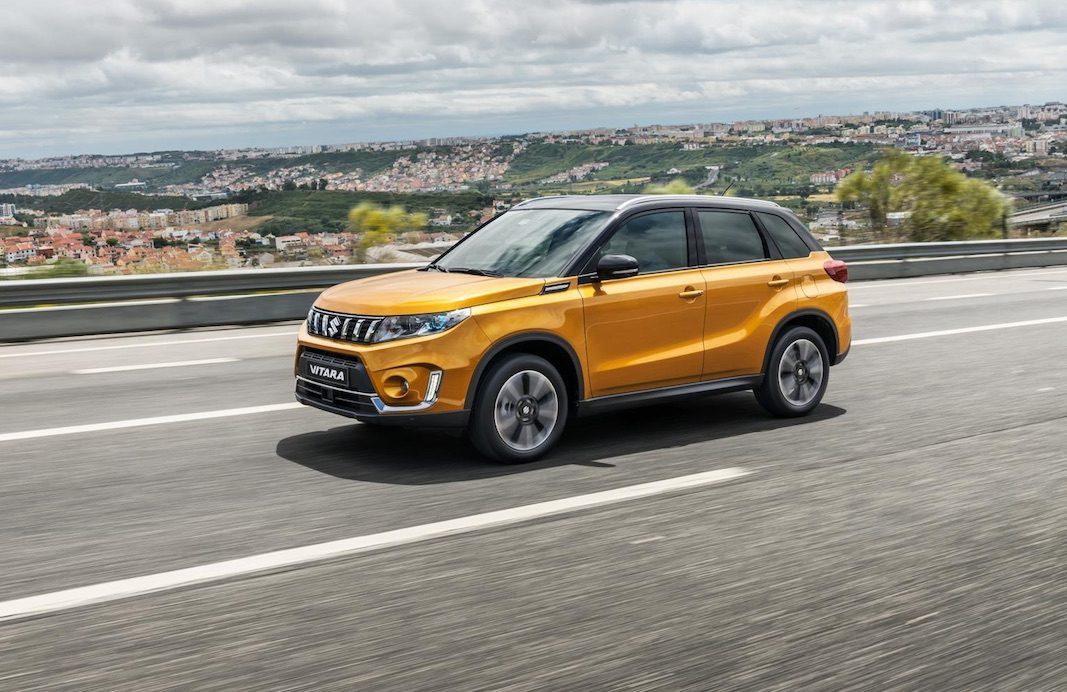 Suzuki refuerza el Vitara con una profunda renovación en diseño, motores y seguridad