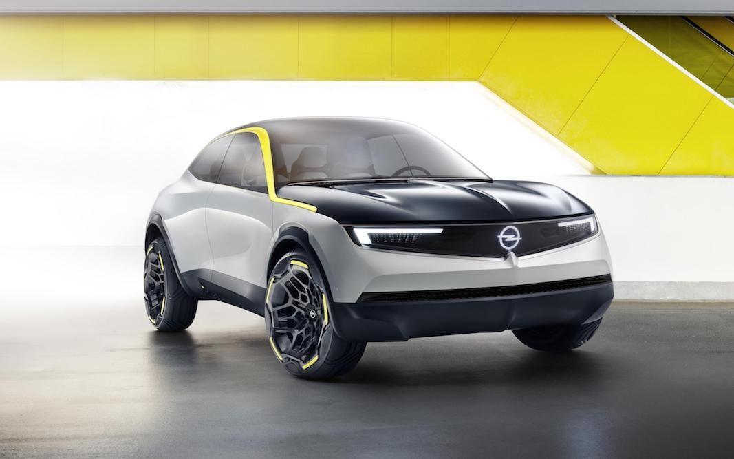 Opel GT X Experimental, el 'concept car' que muestra el futuro de Opel