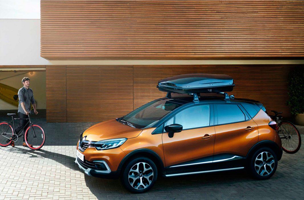 Los SUV medianos se comen en un año el mercado del renting en España