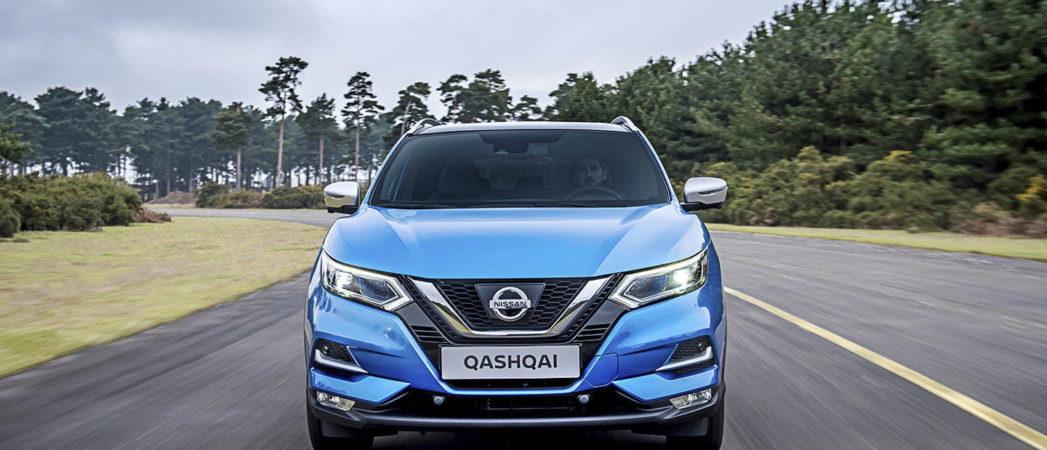 El Nissan Qashqai ha sido el automóvil más vendido en renting para empresas en España en 2019. / FOTOGRAFÍA: NISSAN