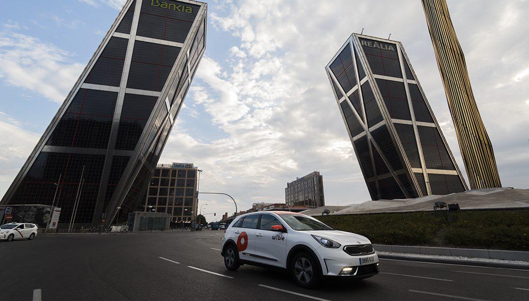 El carsharing reinicia su actividad en Madrid con nuevas medidas de higiene