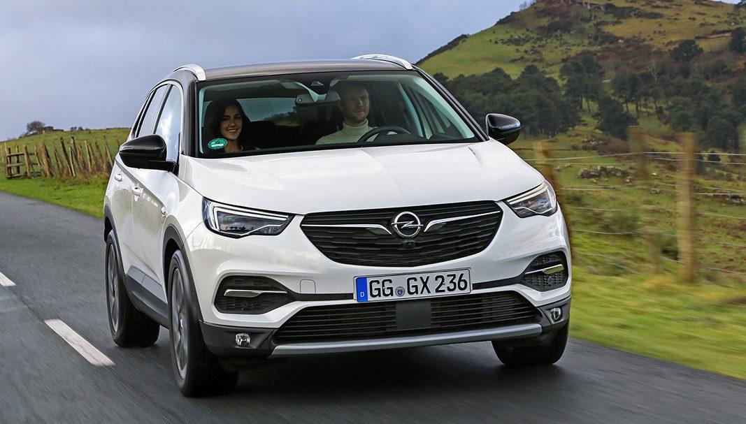 El Opel Grandland X recibe más de 100.000 pedidos