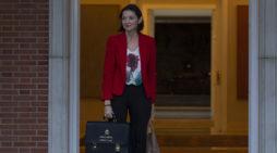 Gobierno, Reyes Maroto es ministra de Industria. FOTOGRAFÍA: MONCLOA