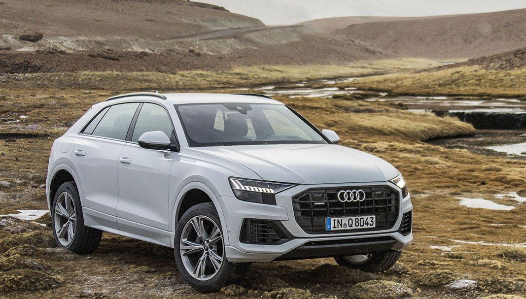 Audi fija con el Q8 el nuevo estándar en los SUV de lujo para ejecutivos