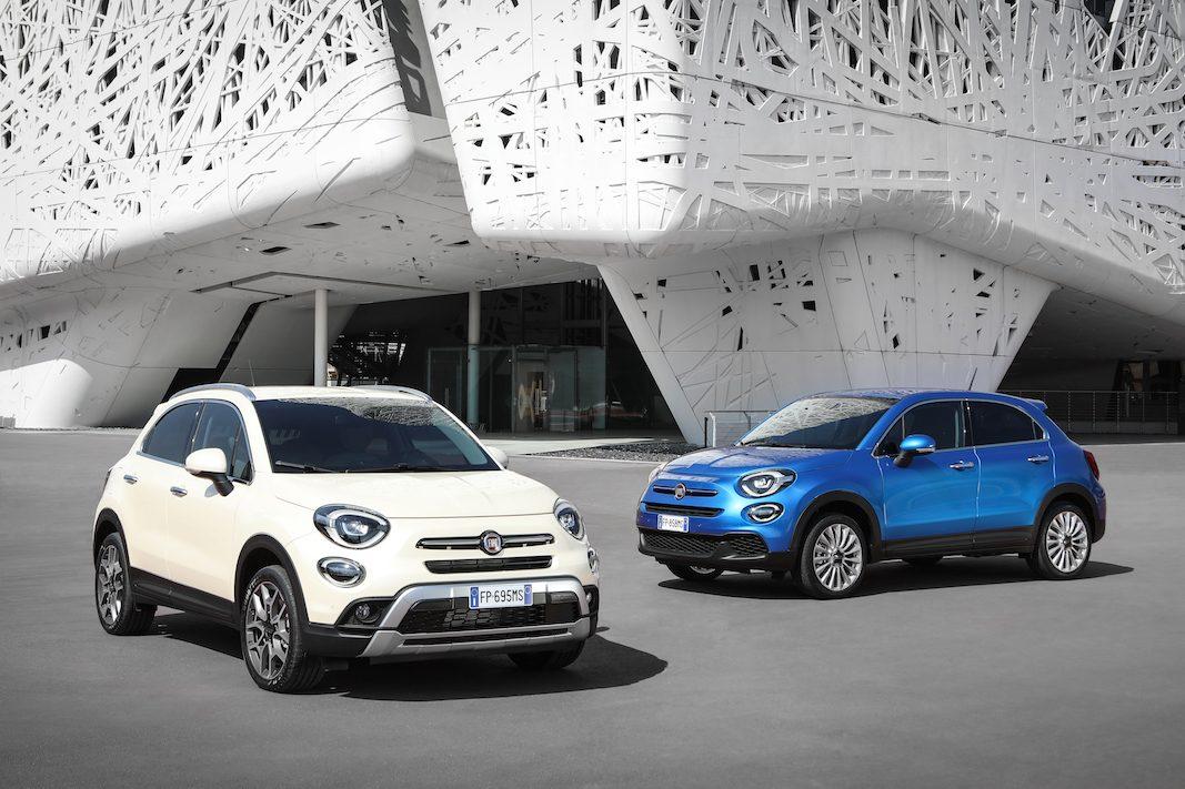 Menos consumo y más tecnología para el renovado Fiat 500X