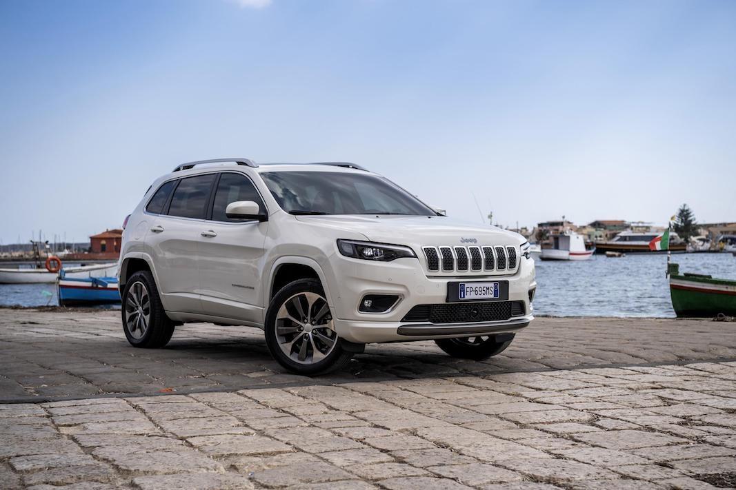 El nuevo Jeep Cherokee, disponible en el mercado español desde 44.200 euros