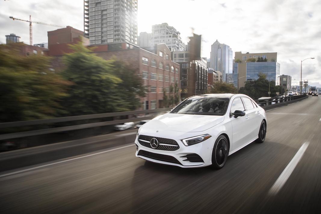 La nueva Clase A Sedán de Mercedes-Benz llegará al mercado en 2019