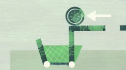 Ilustración de la empresa de renting Northgate. / PATRICIA JADRAQUE