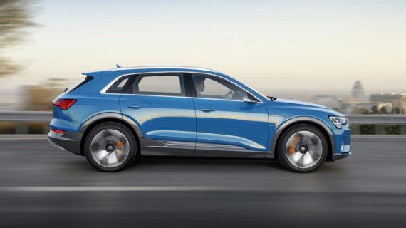 Audi inicia su ofensiva eléctrica con la puesta en escena del e-tron