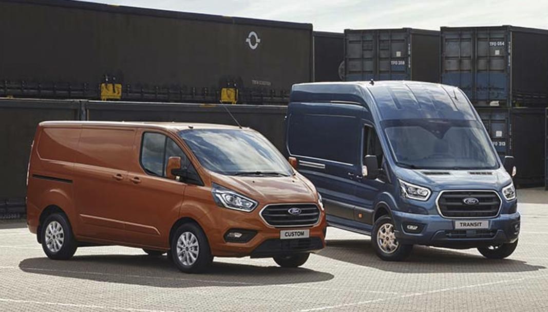 Ford anuncia nuevas soluciones telemáticas para clientes de flotas