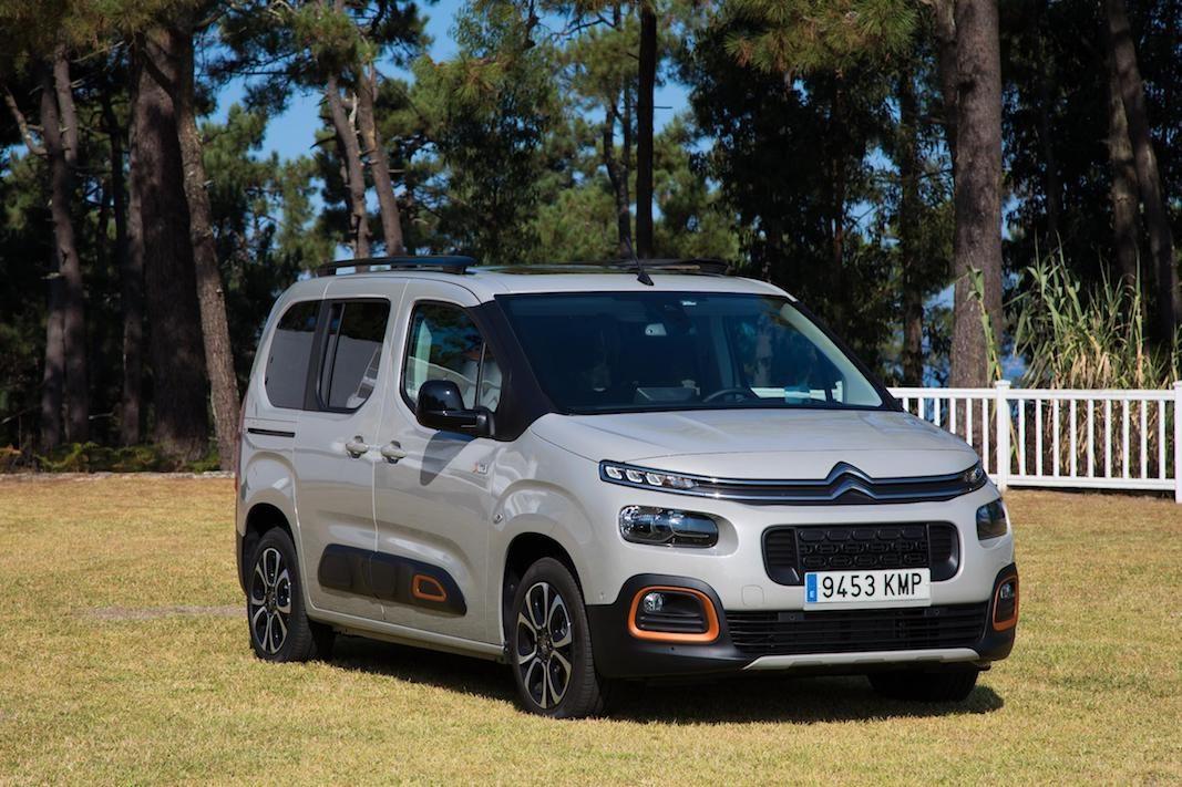 Citroën se propone retomar el liderazgo con la nueva generación del español Berlingo
