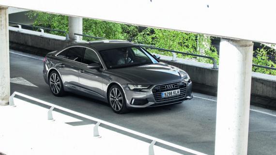 Audi A6: Cuando viajar en clase business es otra historia