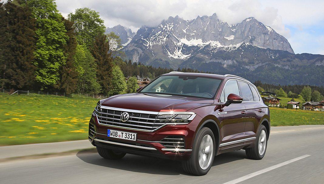 Volkswagen entra de lleno en el renting de lujo para particulares con el nuevo Touareg
