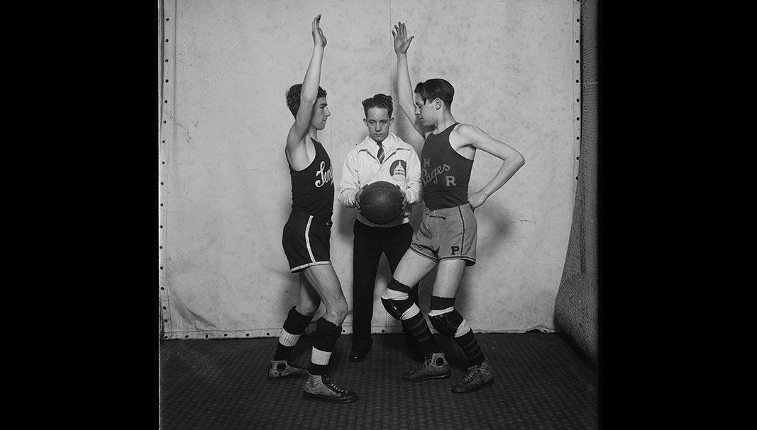 Alas en los pies: La maravillosa historia de las zapatillas de baloncesto