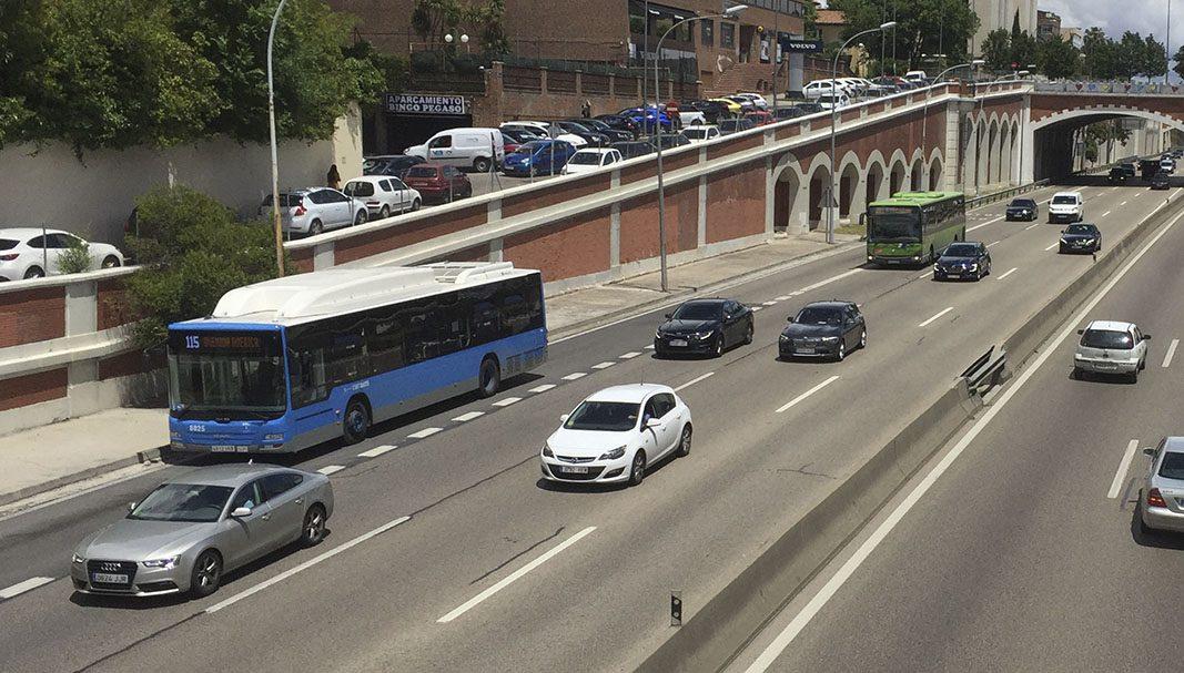 Casi 8 de cada 10 madrileños se desplazará en transporte público en 2020