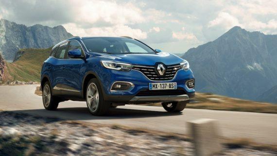 Renault mejora el Kadjar en diseño, confort, calidad, ergonomía y motores