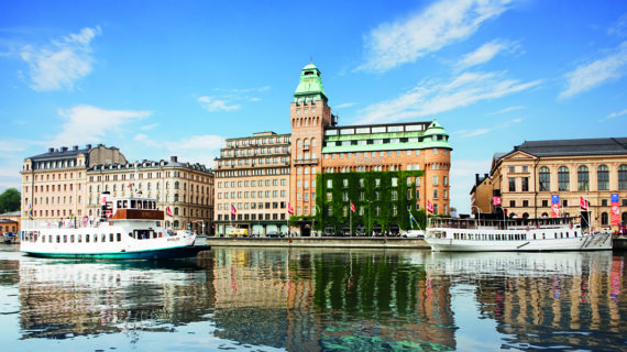 Radisson Collection da la bienvenida al Strand Hotel Stockholm