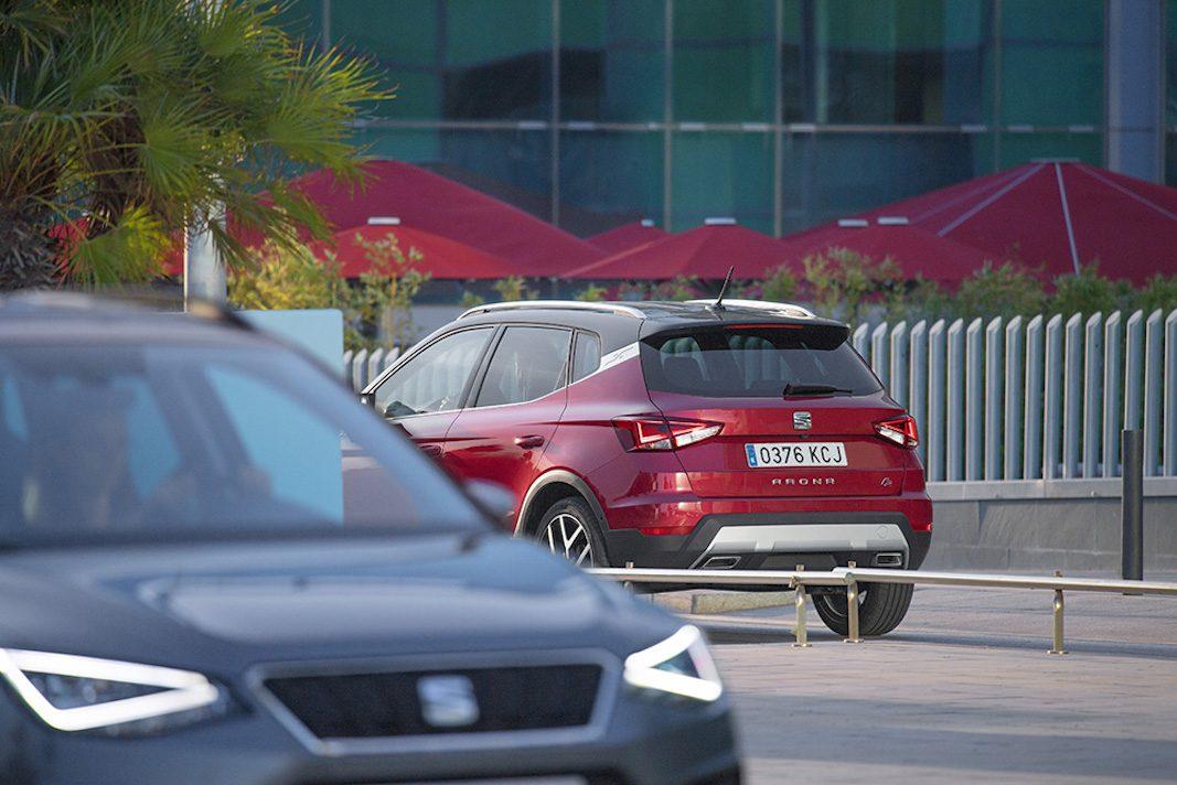 Seat amplía la oferta comercial del SUV compacto Arona