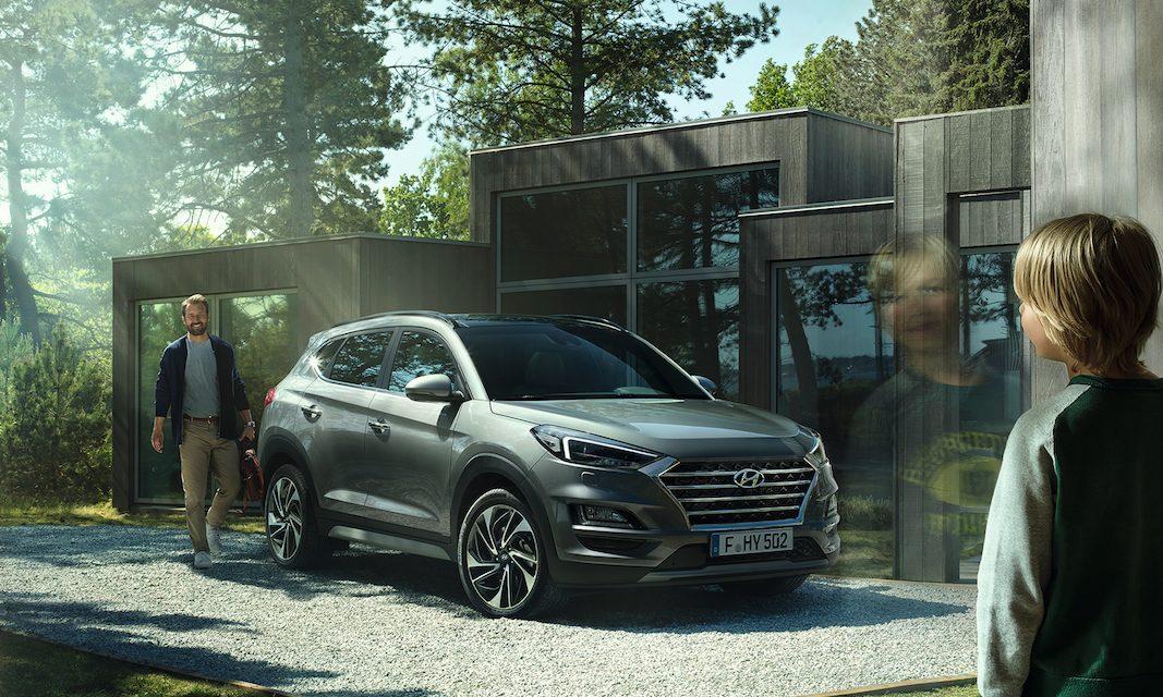 Hyundai renueva el Tucson, su modelo más vendido en Europa