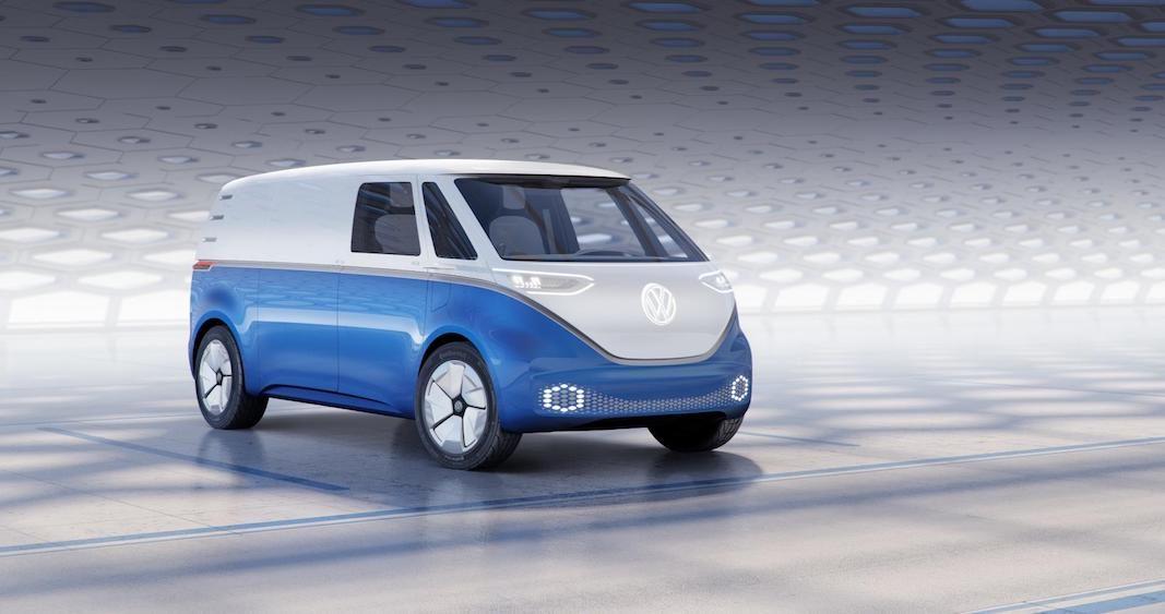 VW Vehículos Comerciales muestra en Hannover su ofensiva eléctrica con cinco modelos cero emisiones