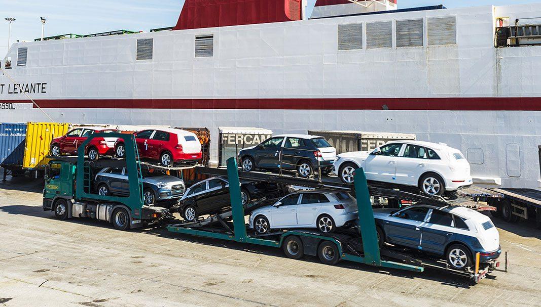 La producción de vehículos crece un 5,1% entre enero y agosto