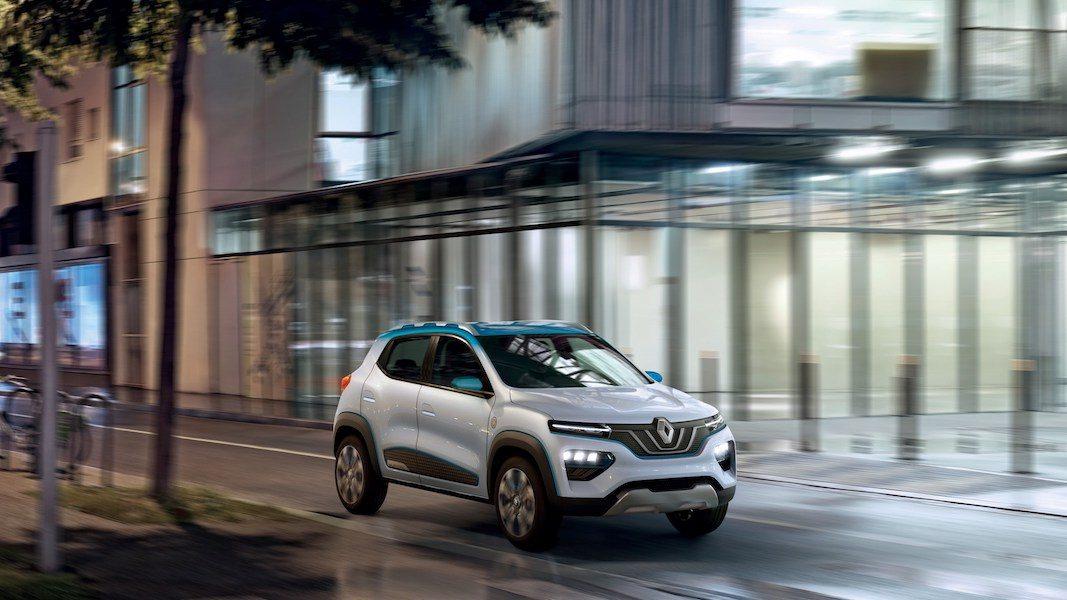 Renault anuncia un nuevo eléctrico, el K-ZE, asequible y clave para la expansión internacional del Grupo