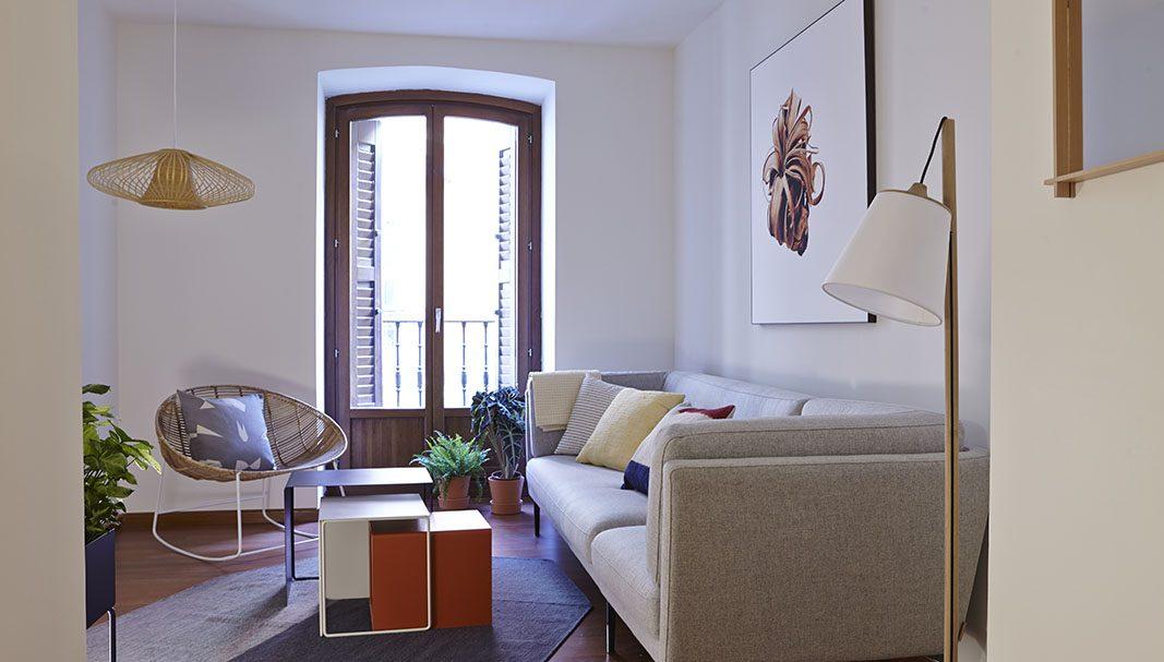 60 Balconies Recoletos, una forma diferente de vivir Madrid