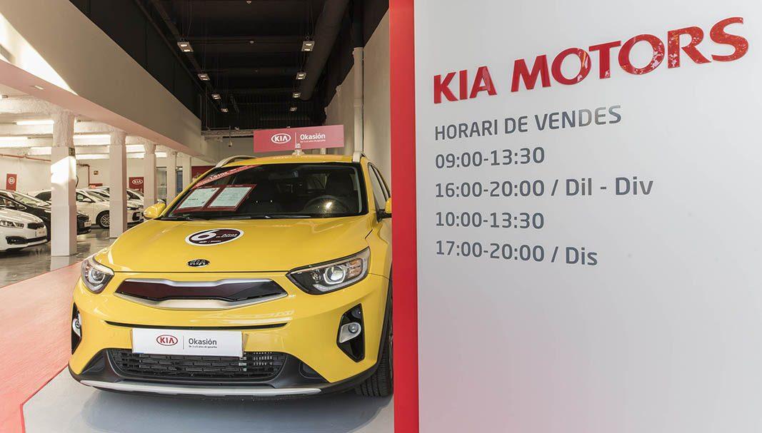 AR Motors abre la primera tienda Kia Okasion de España