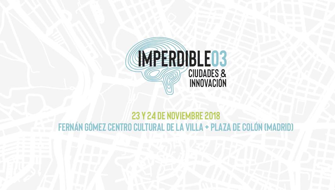 El festival #Imperdible_03 ofrece circular por Madrid en coche autónomo