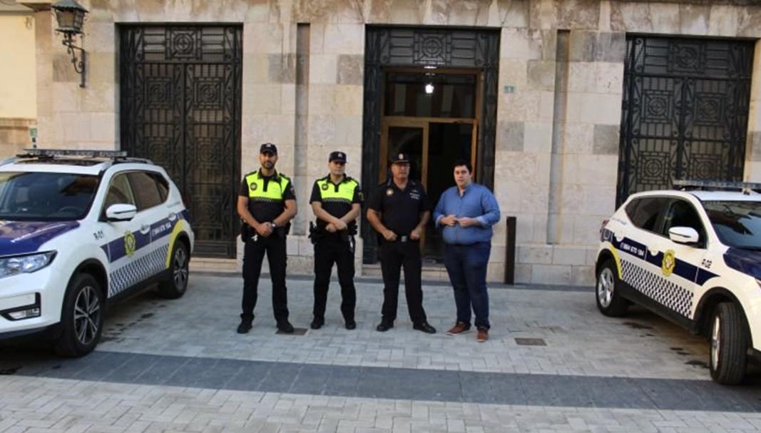 Nules renueva la flota de vehículos de la Policía Local