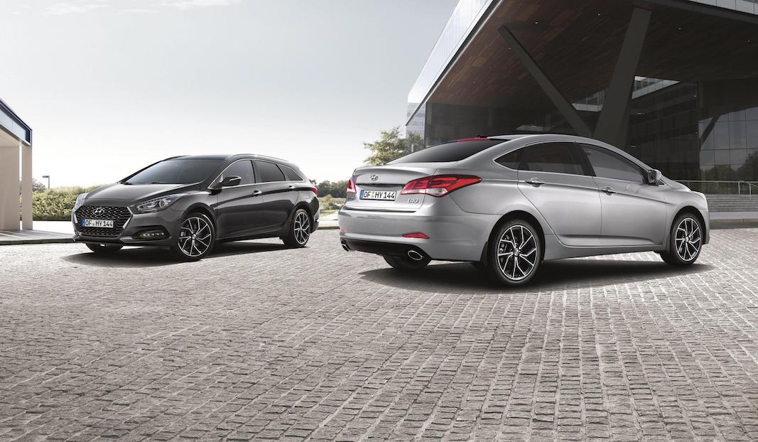 Hyundai renueva con diseño y equipamiento el i40 Sedan y Wagon