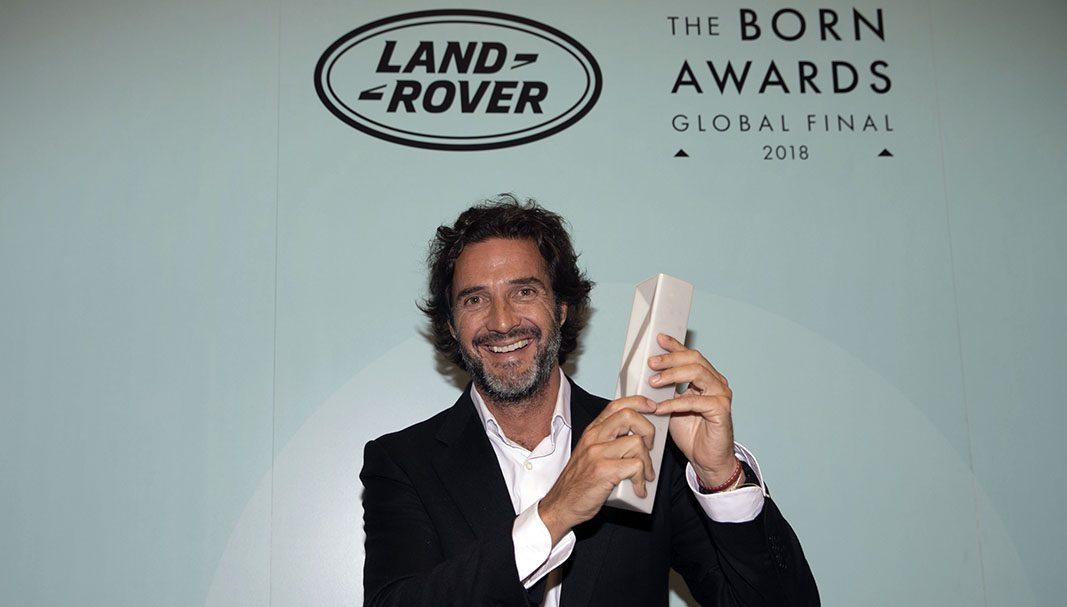 Ecoalf gana el Land Rover BORN Awards 2018