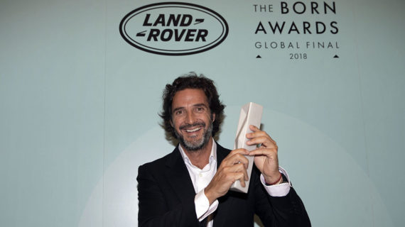 Ecoalf gana el Land Rover BORN Awards 2018