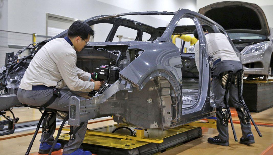Kia y Hyundai desarrollan la industria robótica del futuro