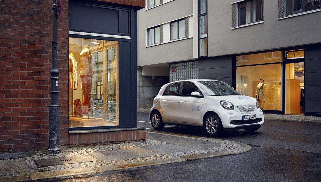 Car2go amplia su flota en Madrid con 450 nuevos smart EQ