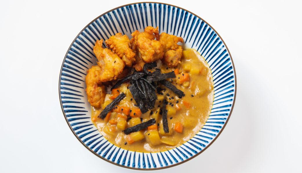 Ninja Ramen_Curry Karagge Don_alta
