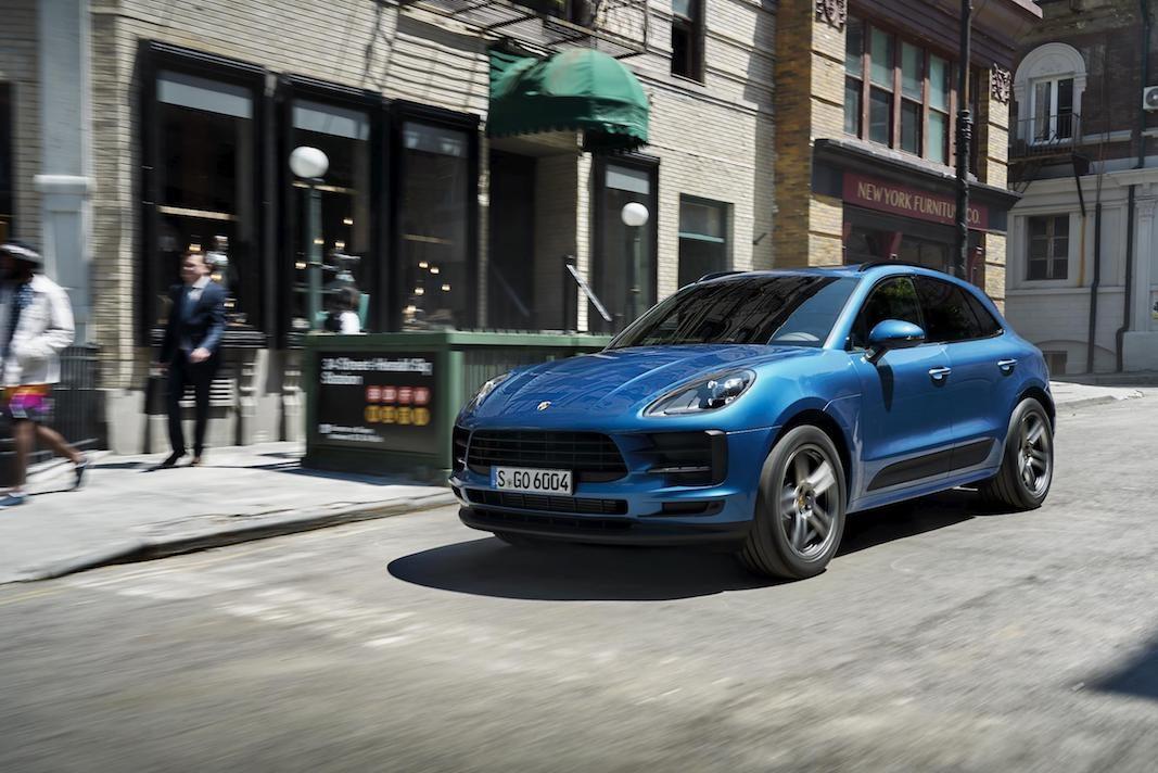 Porsche lanza en Europa la nueva generación del Macan