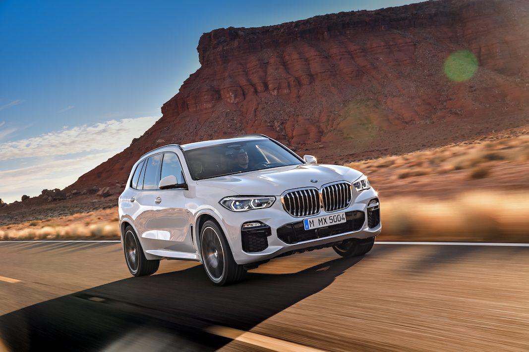La cuarta generación del BMW X5, desde 72.800 euros