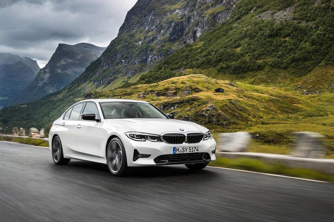 La nueva generación del BMW Serie 3 Berlina llegará al mercado en marzo de 2019