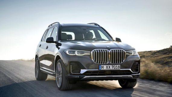 X7, la nueva dimensión de lujo de BMW, llegará al mercado en marzo de 2019