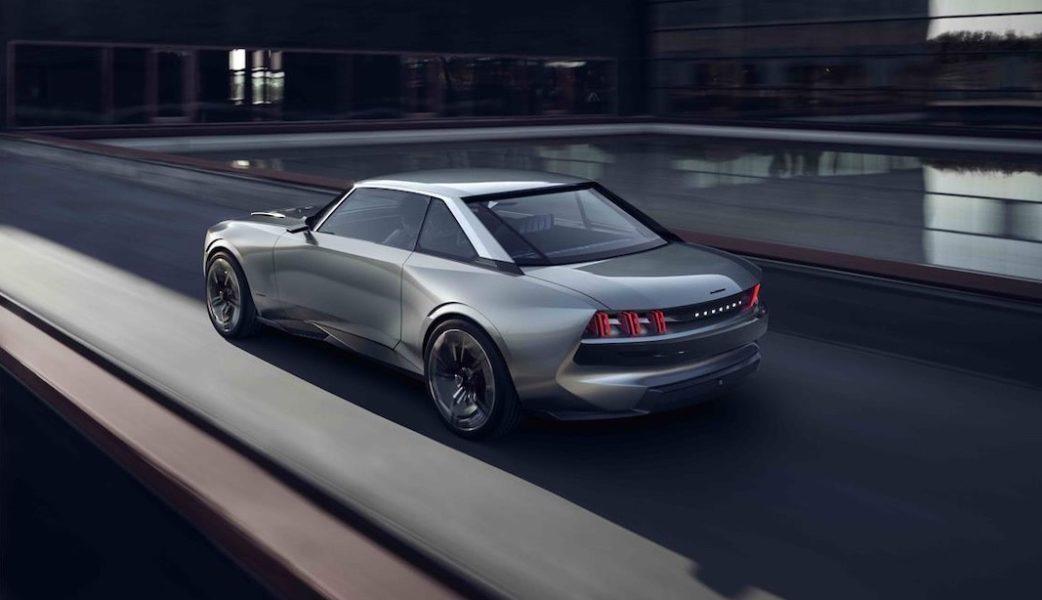 Peugeot e-Lengend