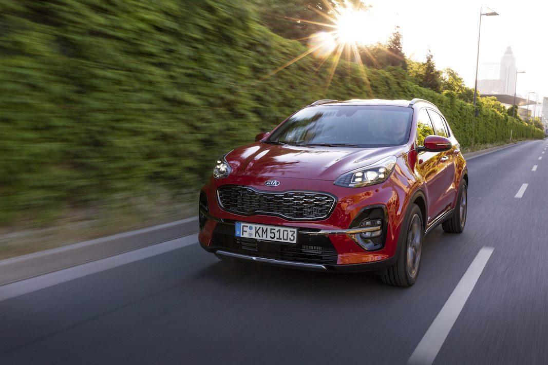 Kia actualiza el Sportage, disponible ahora con un diesel híbrido ligero