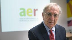 Agustín García, presidente de la Asociación Española de Renting. FOTOGRAFÍA: DANIEL SANTAMARÍA