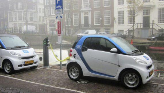 El 40% de los europeos apuesta por el coche eléctrico