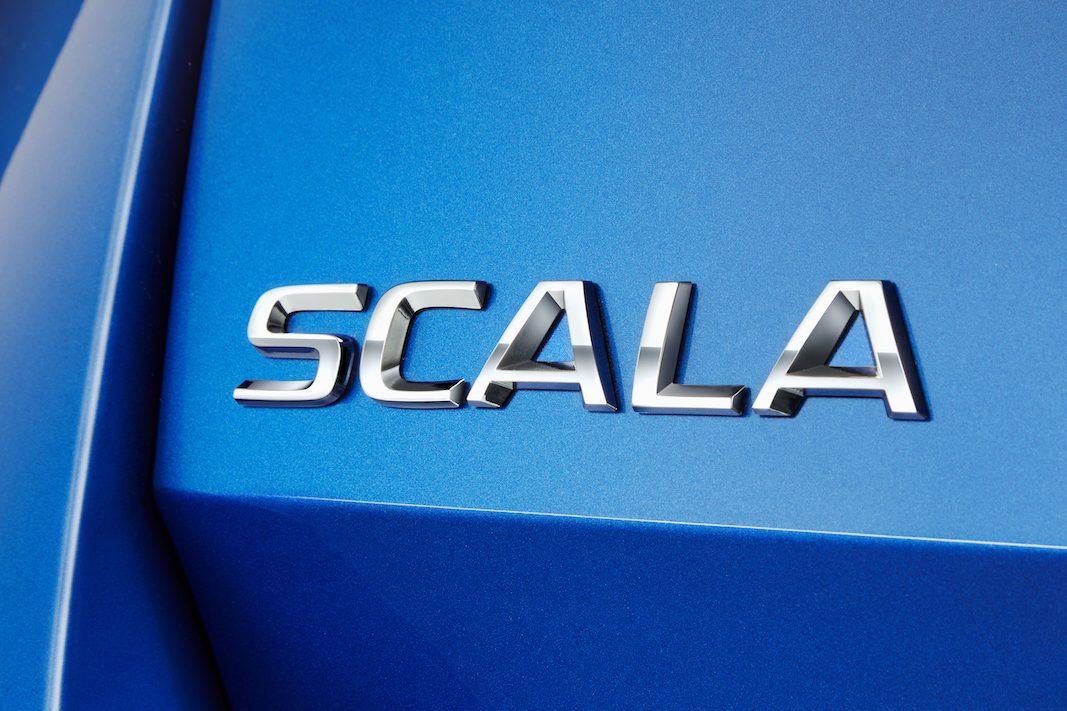 Skoda bautiza con el nombre Scala su nuevo modelo compacto