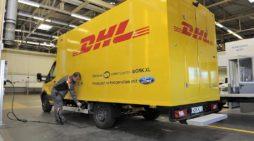 Ford inicia la fabricación del vehículos eléctrico de reparto de Deutsche Post