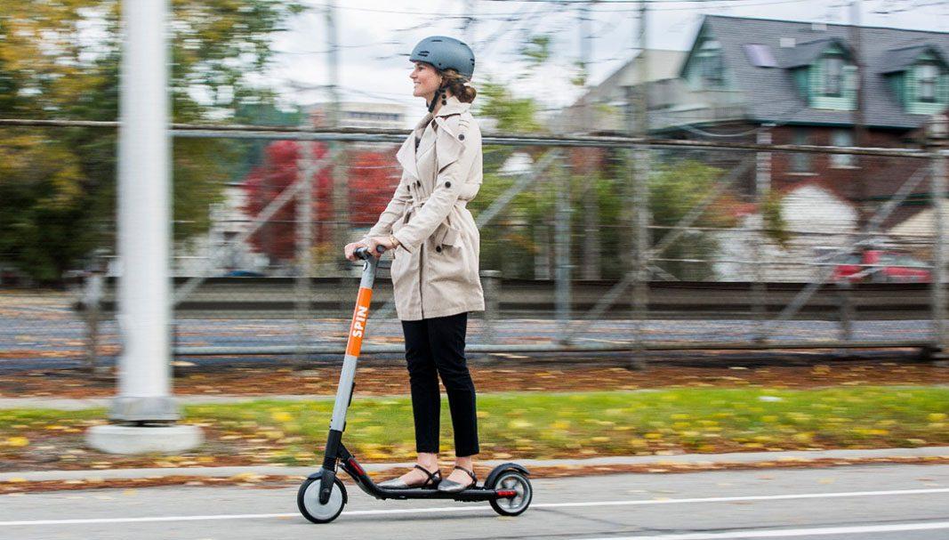 Ford adquiere una empresa de patinetes eléctricos compartidos
