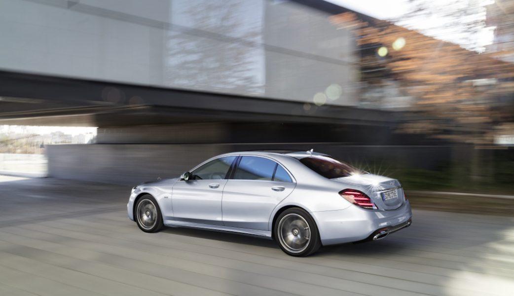 EQ Power: Neuer Plug-in-Hybrid Mercedes-Benz S 560 e: Mehr Leistung, mehr ReichweiteEQ Power: new plug-in hybrid Mercedes-Benz S 560 e : More power, more range