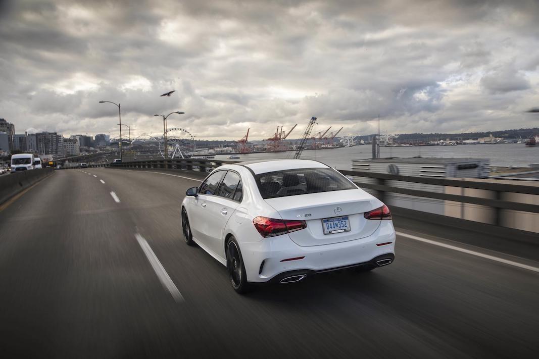 Mercedes-Benz ya admite pedidos de la nueva generación sedán de la Clase A